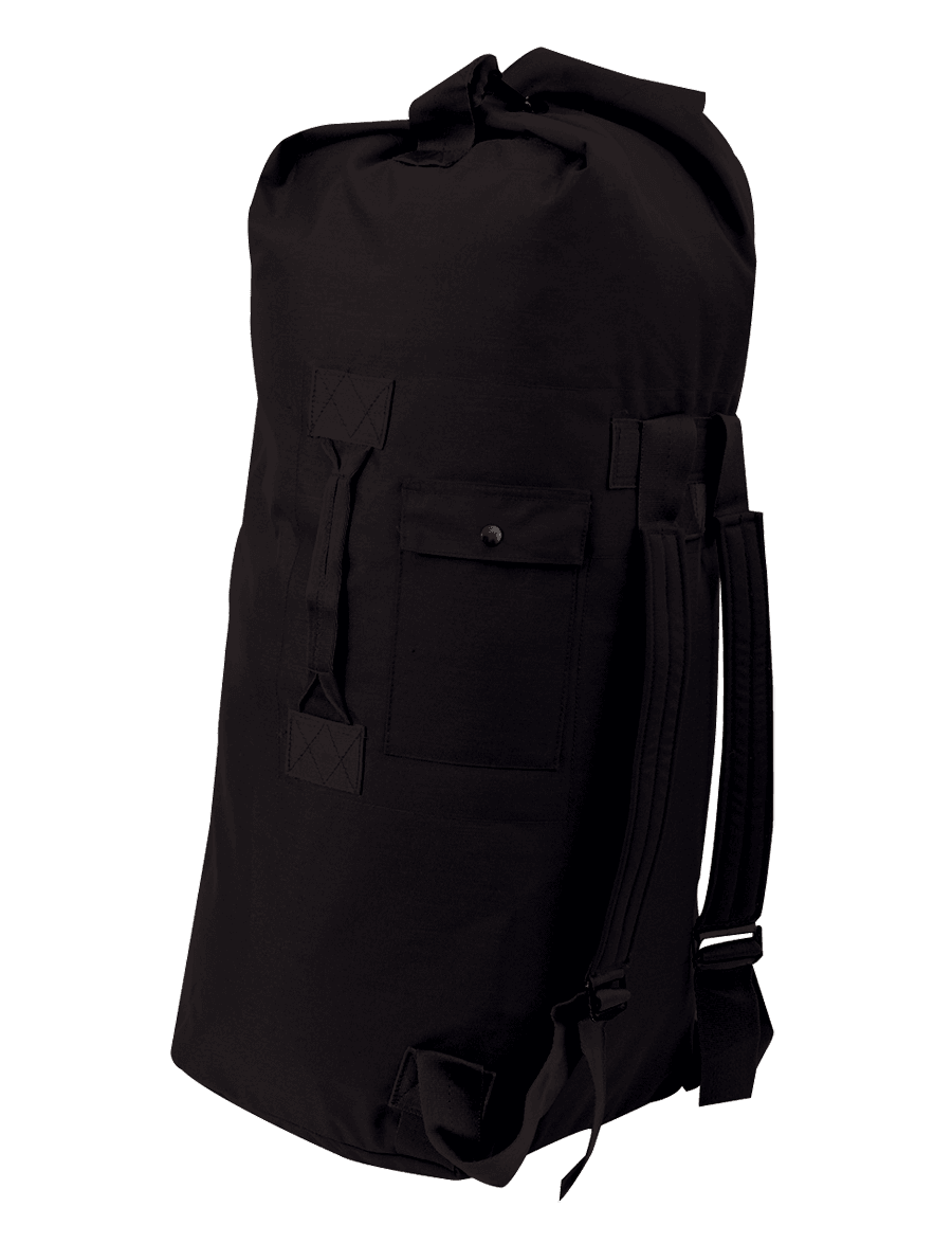 GI SPEC DOUBLE STRAP DUFFLE BAG