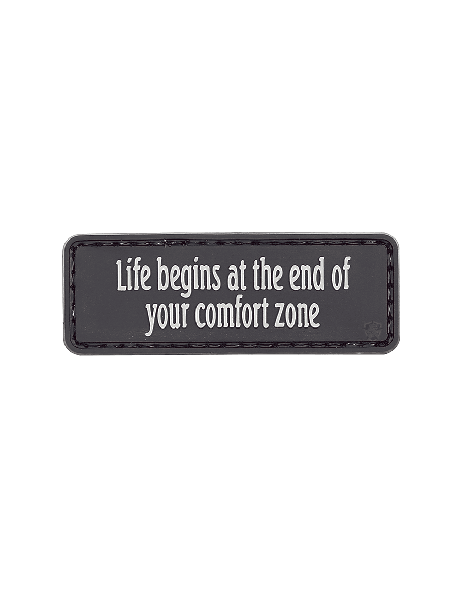 LIFE BEGINS AT THE END MORALE PATCH