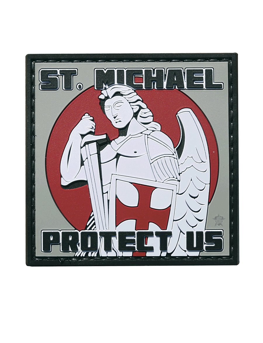 ST. MICHAEL MORALE PATCH
