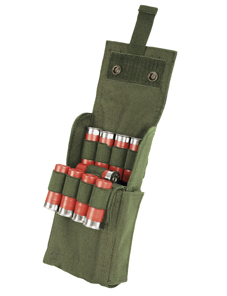 SGA-5S 25-ROUND SHOTGUN SHELL POUCH