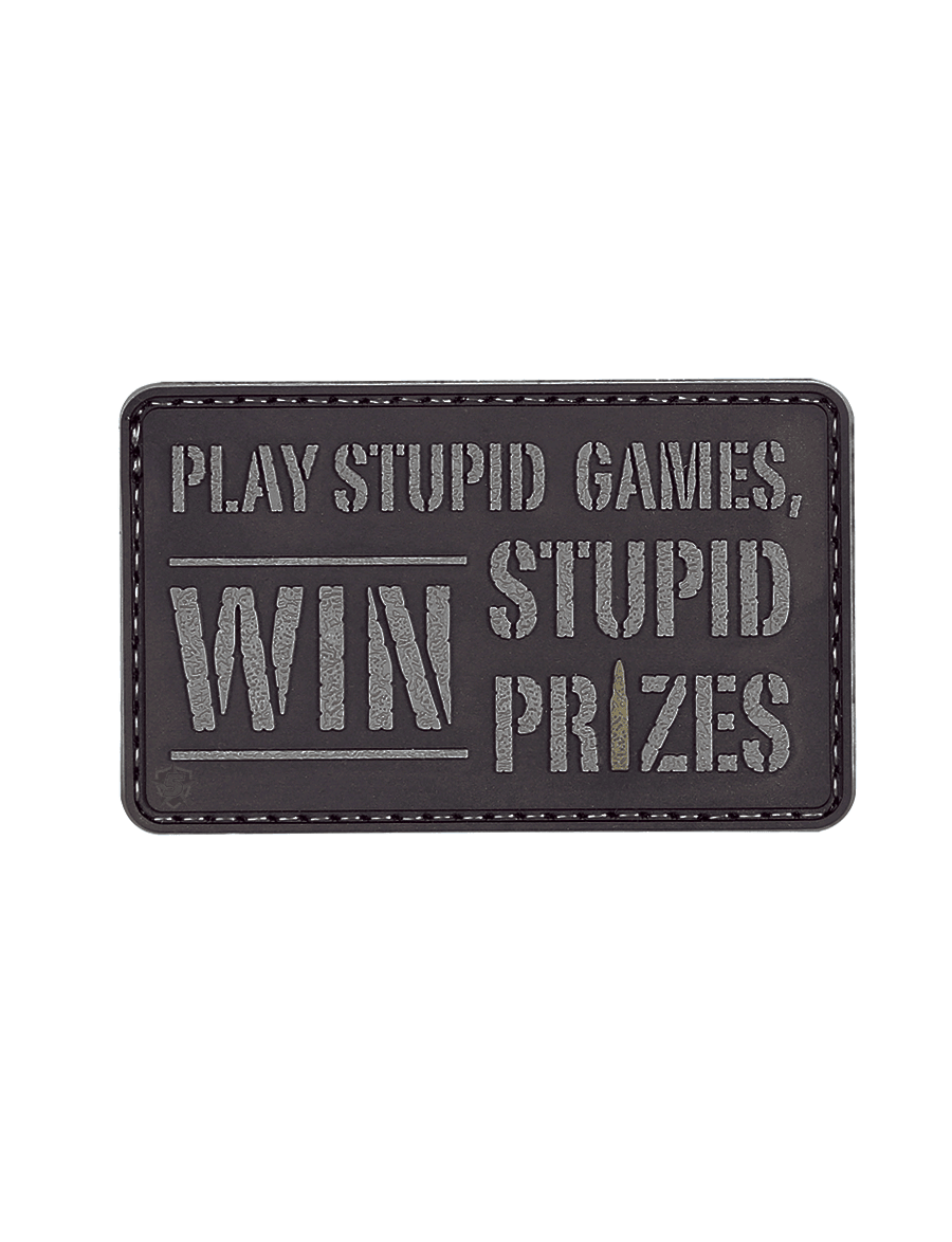 STUPID GAMES MORALE PATCH