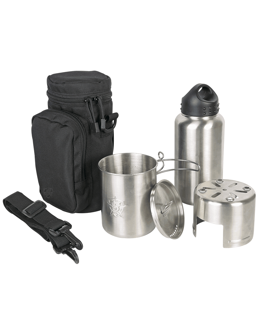 DELUXE PURE WATER BOTTLE KIT