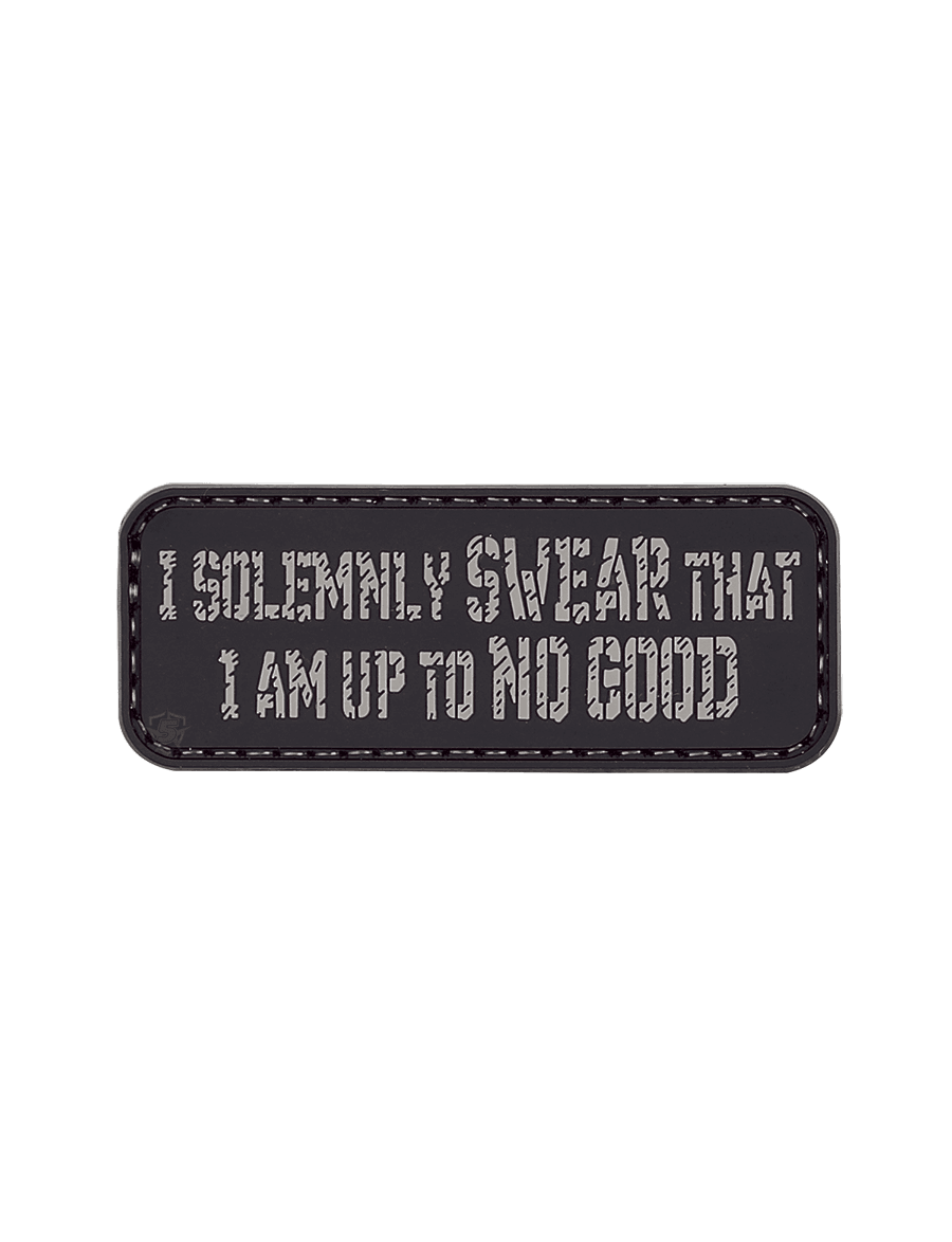 I SOLEMNLY SWEAR MORALE PATCH