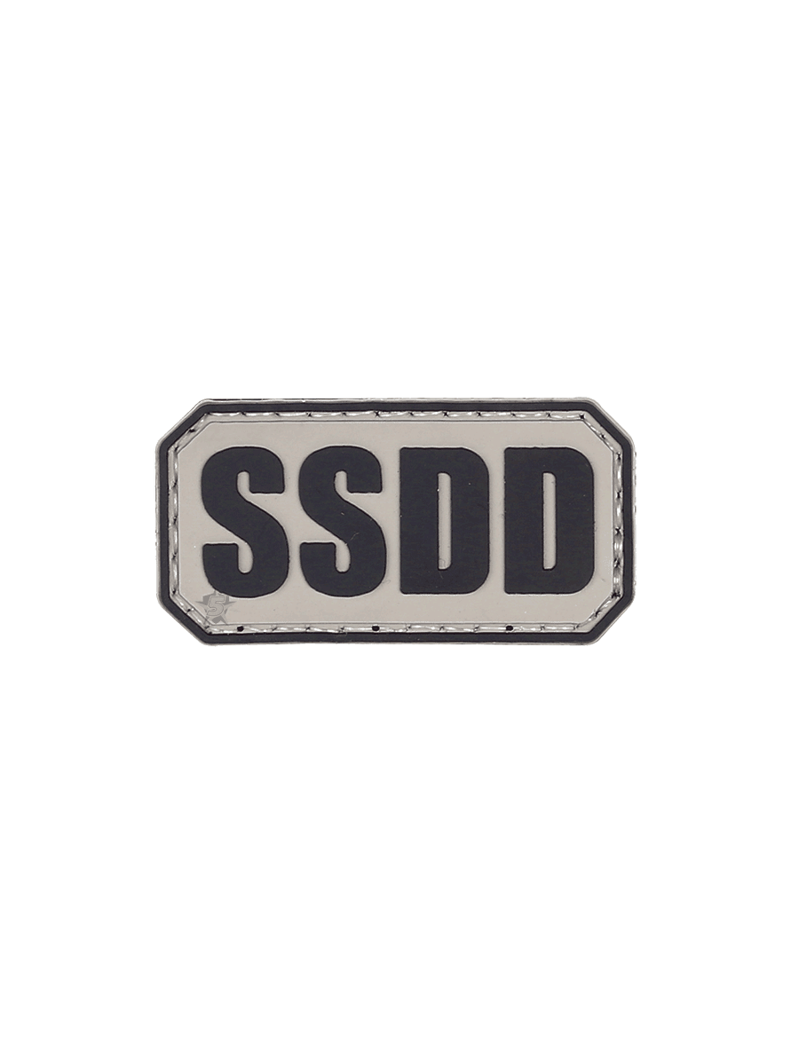 SSDD MORALE PATCH