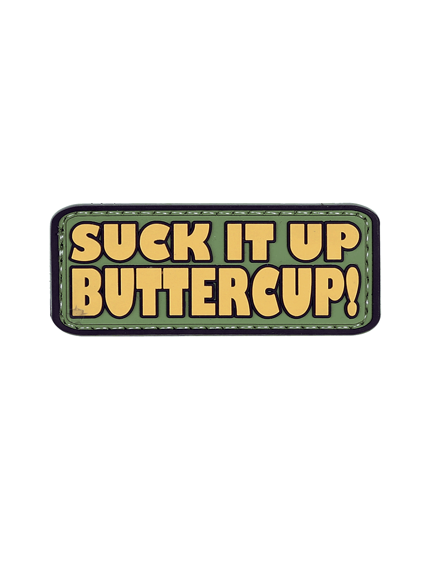 BUTTERCUP MORALE PATCH