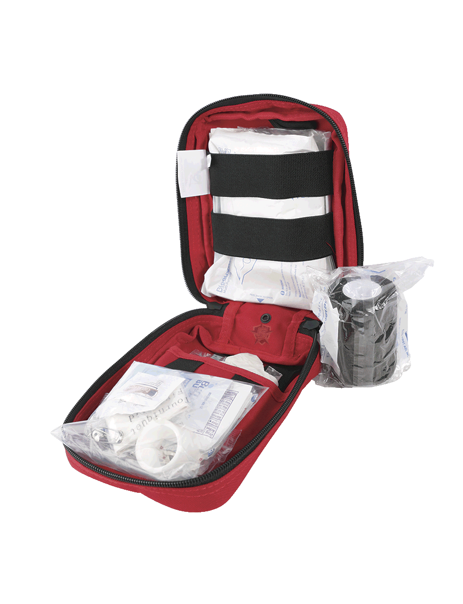 FIRST AID TRAUMA KIT