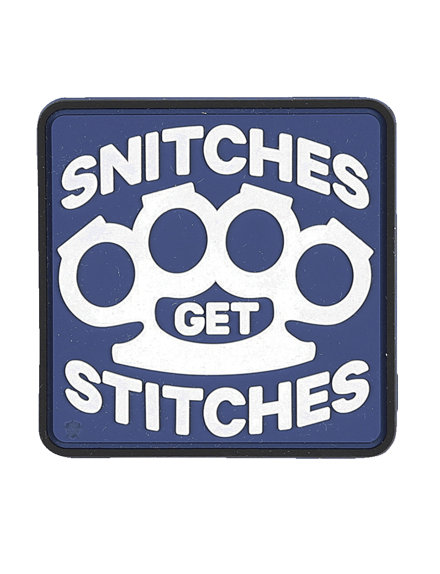 SNITCHES MORALE PATCH