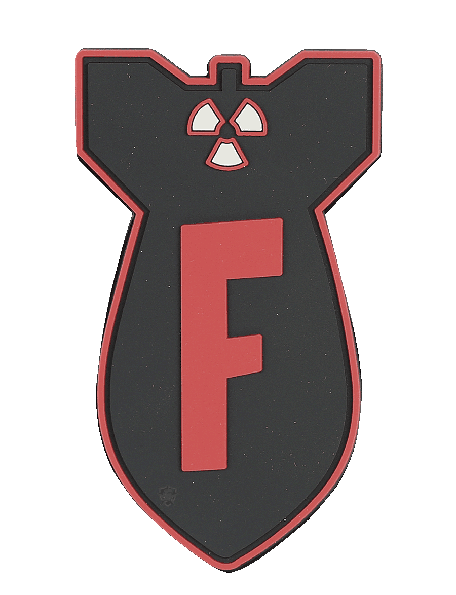 F-BOMB MORALE PATCH