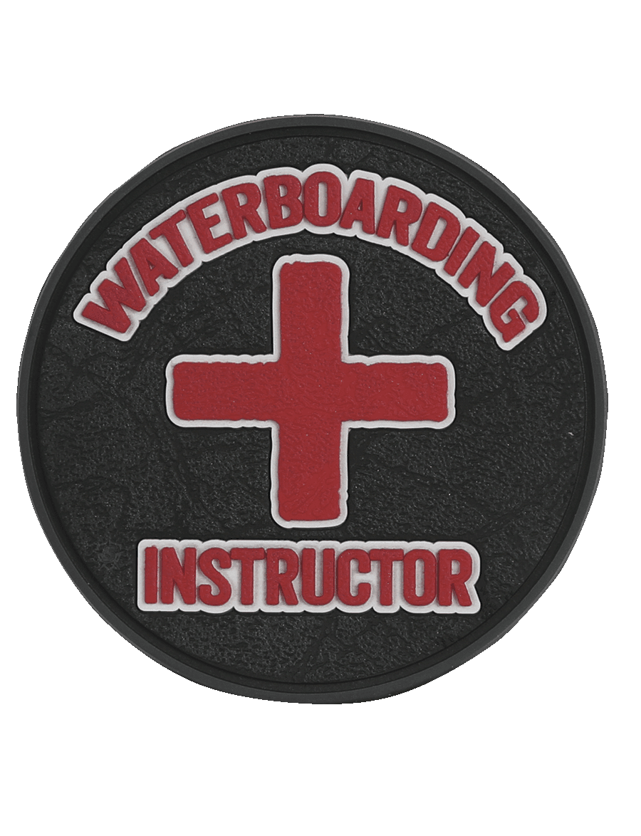 WATERBOARDING MORALE PATCH