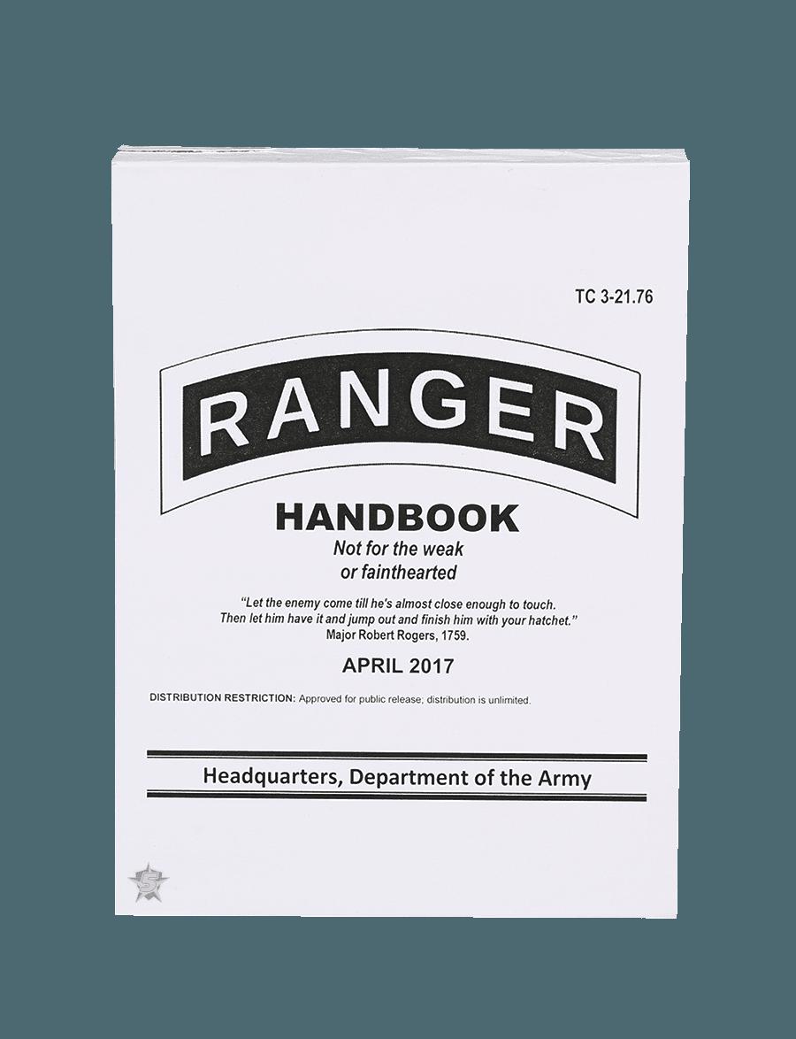 2017 RANGER HANDBOOK
