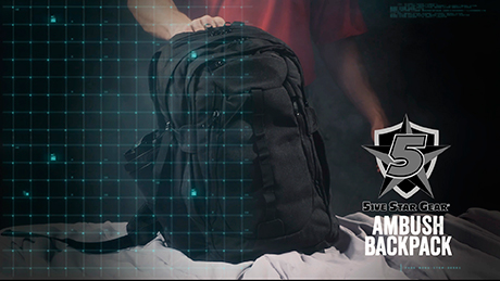 ABP-5S AMBUSH BACKPACK