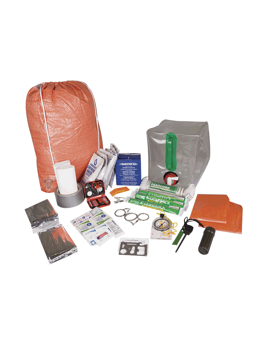 BUG-OUT EMERGENCY BAG