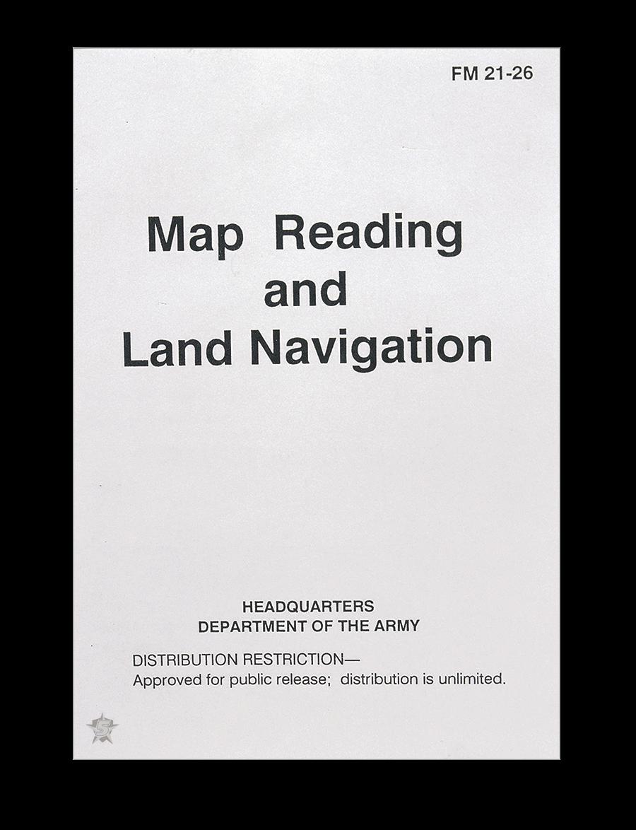 MAP READING & LAND NAVIGATION MANUAL