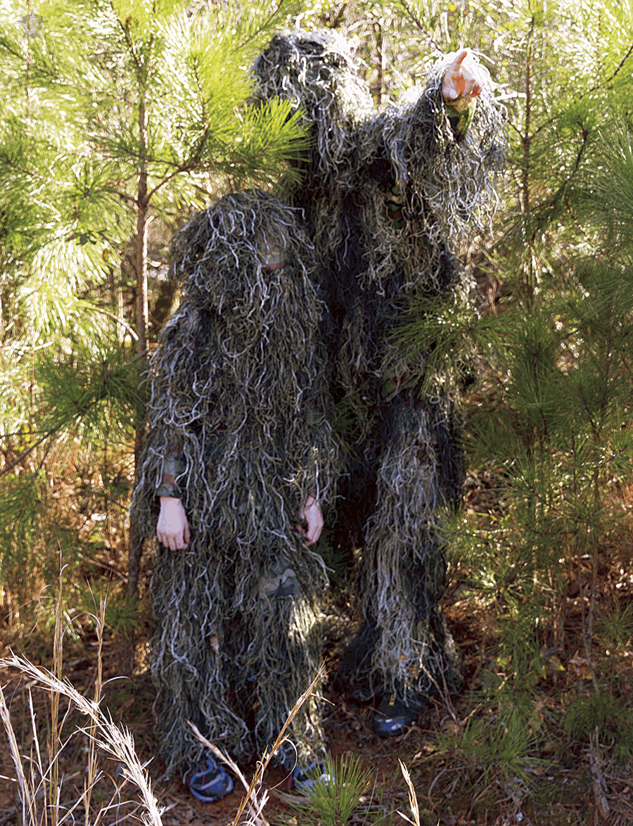 YOUTH GHILLIE SUITS