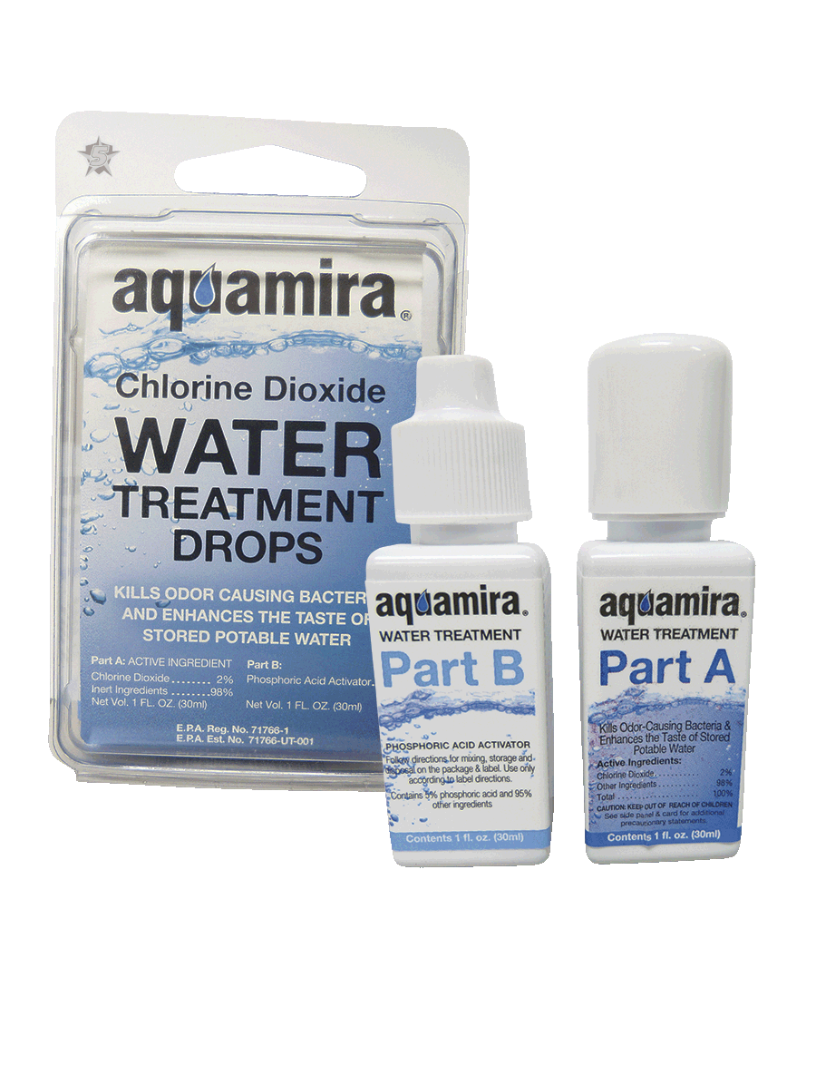 AQUAMIRA® WATER TREATMENT DROPS