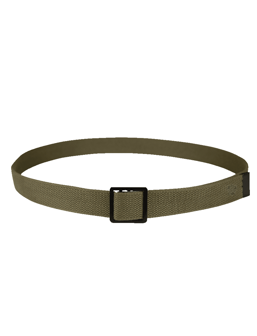 """44"""" WEB BELT WITH OPEN FACE BUCKLE"""