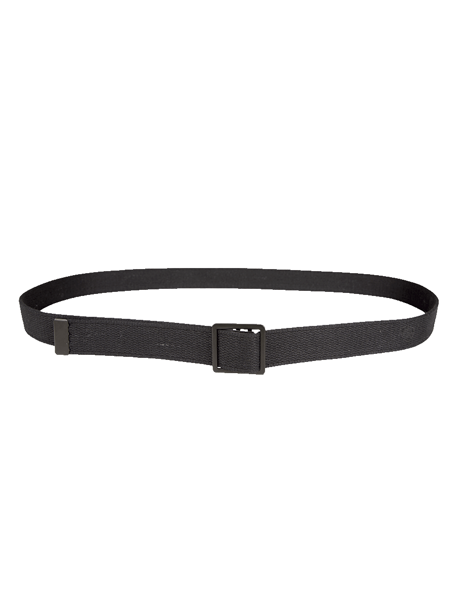 "44"" WEB BELT WITH OPEN FACE BUCKLE"