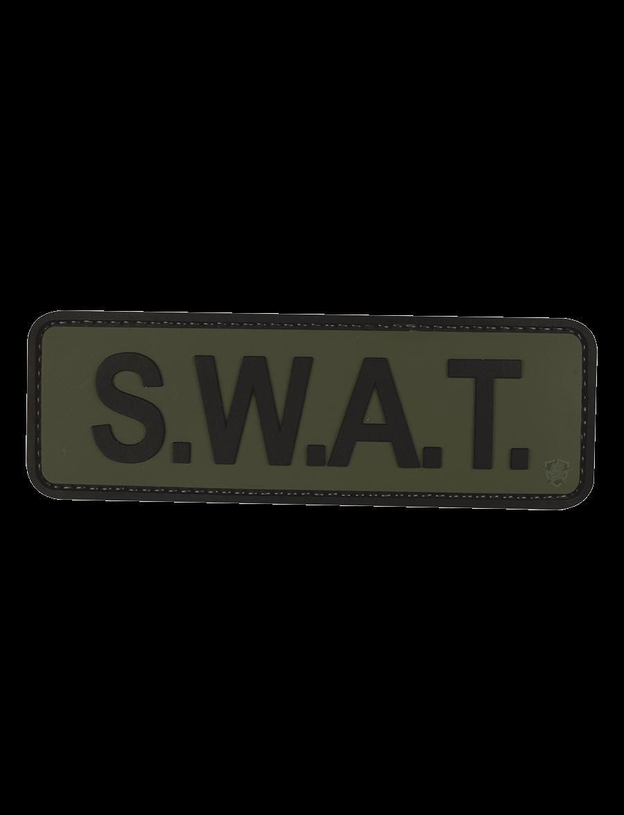 """S.W.A.T. 6""""X2"""" MORALE PATCH"""