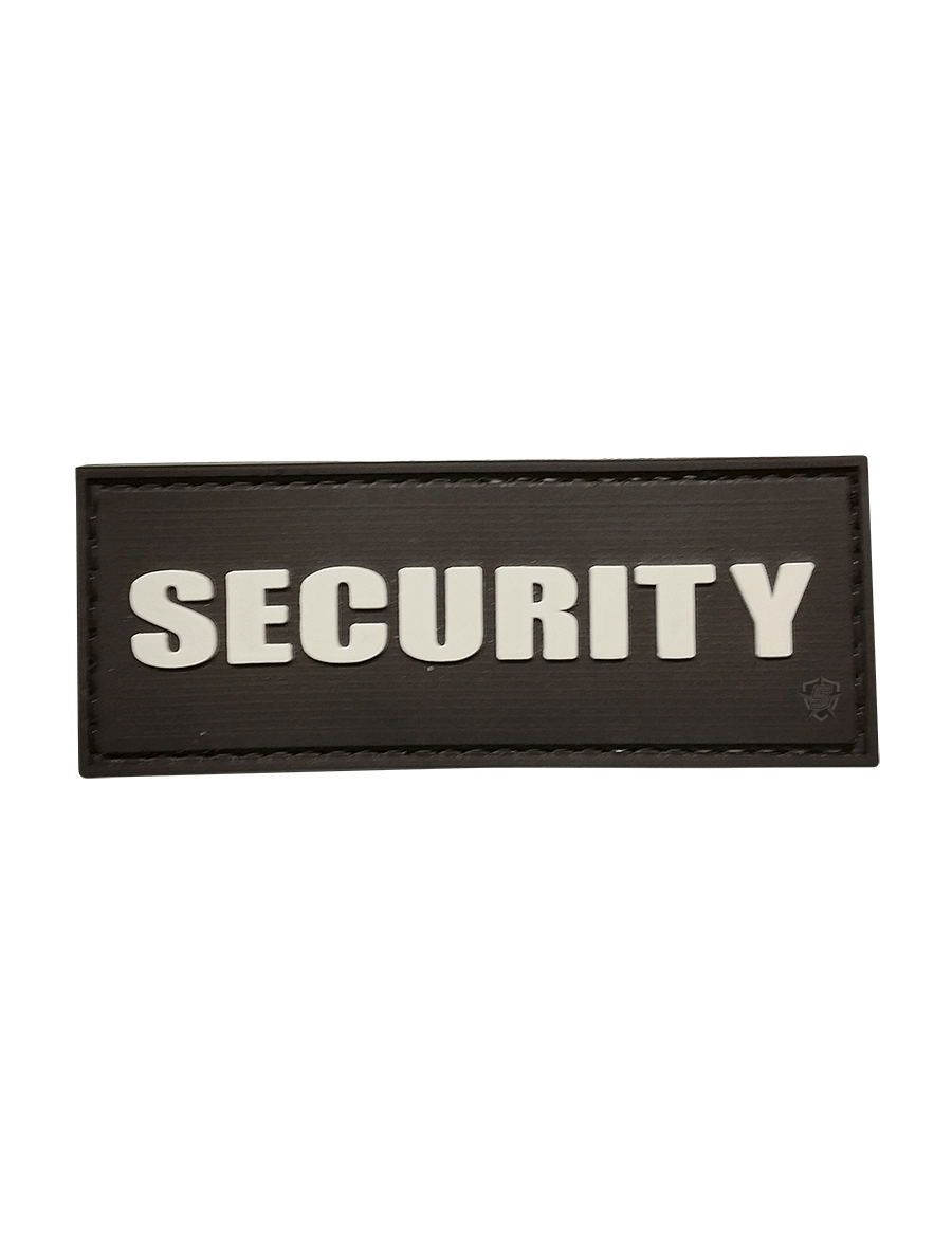 SECURITY MORALE PATCH