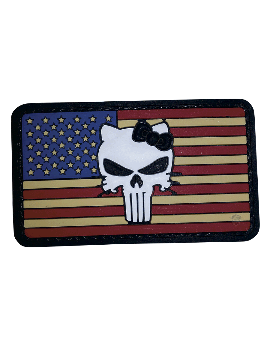 VINTAGE FLAG MORALE PATCH