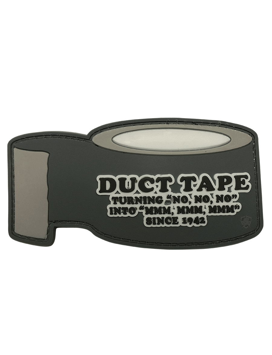 DUCT TAPE MORALE PATCH