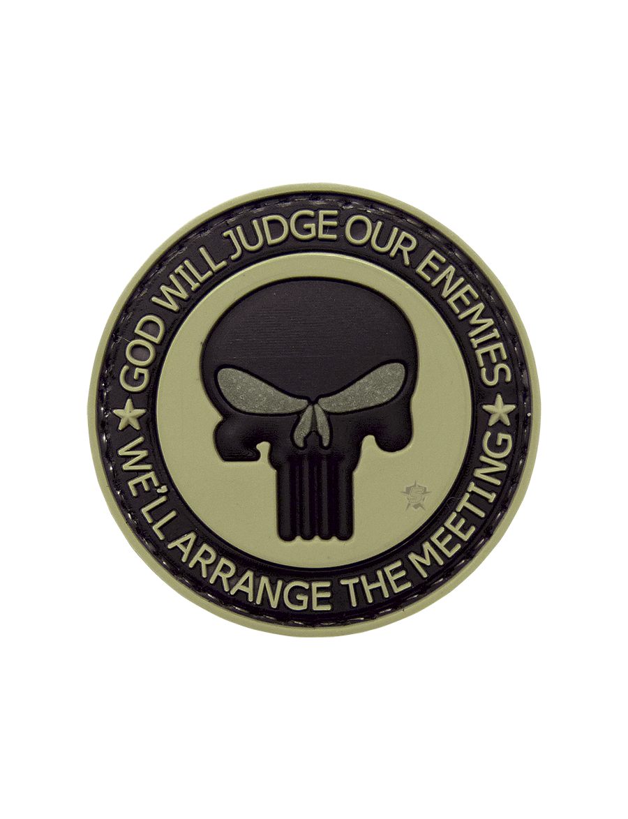 PUNISHER ENEMIES MORALE PATCH