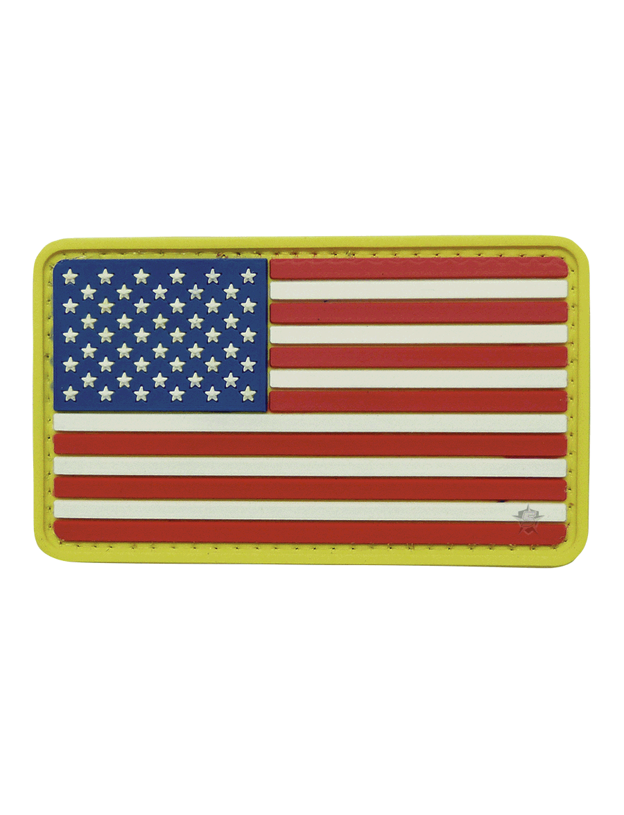 U.S. FLAG MORALE PATCH