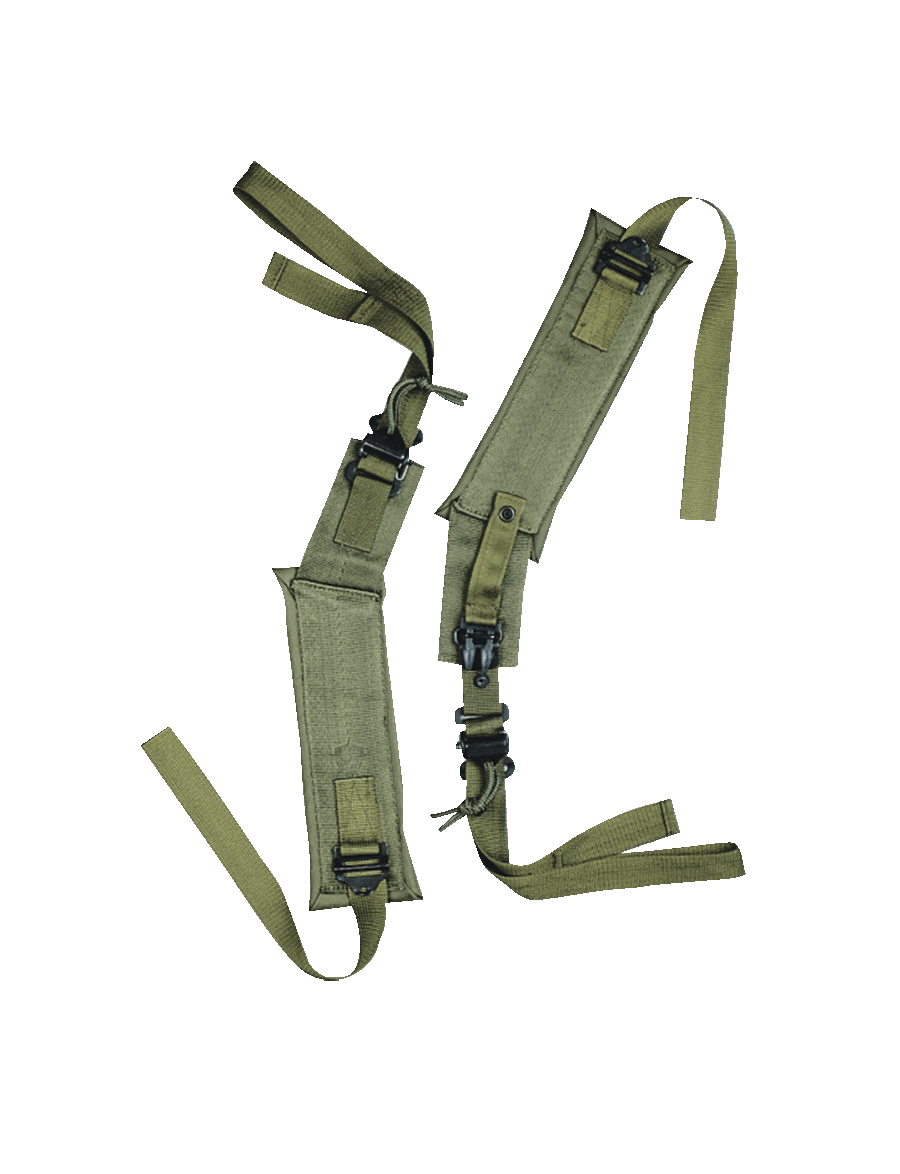 GI SPEC LC-II SHOULDER STRAPS