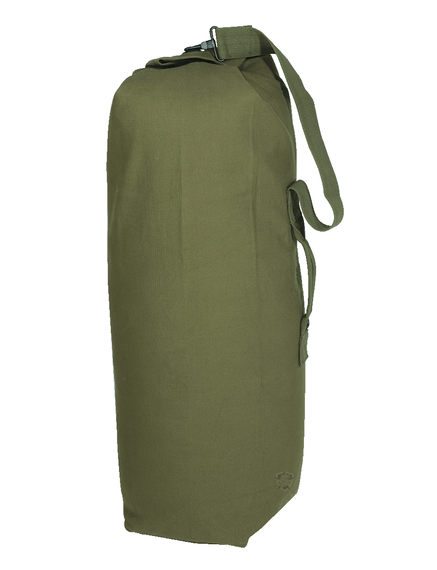 JUMBO TOP LOADING DUFFLE BAG