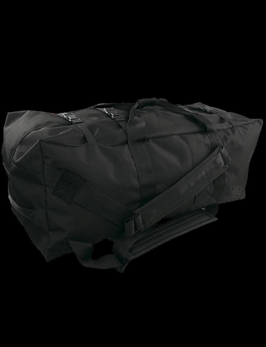 GI SPEC 4-STRAP ZIPPER DUFFLE BAG