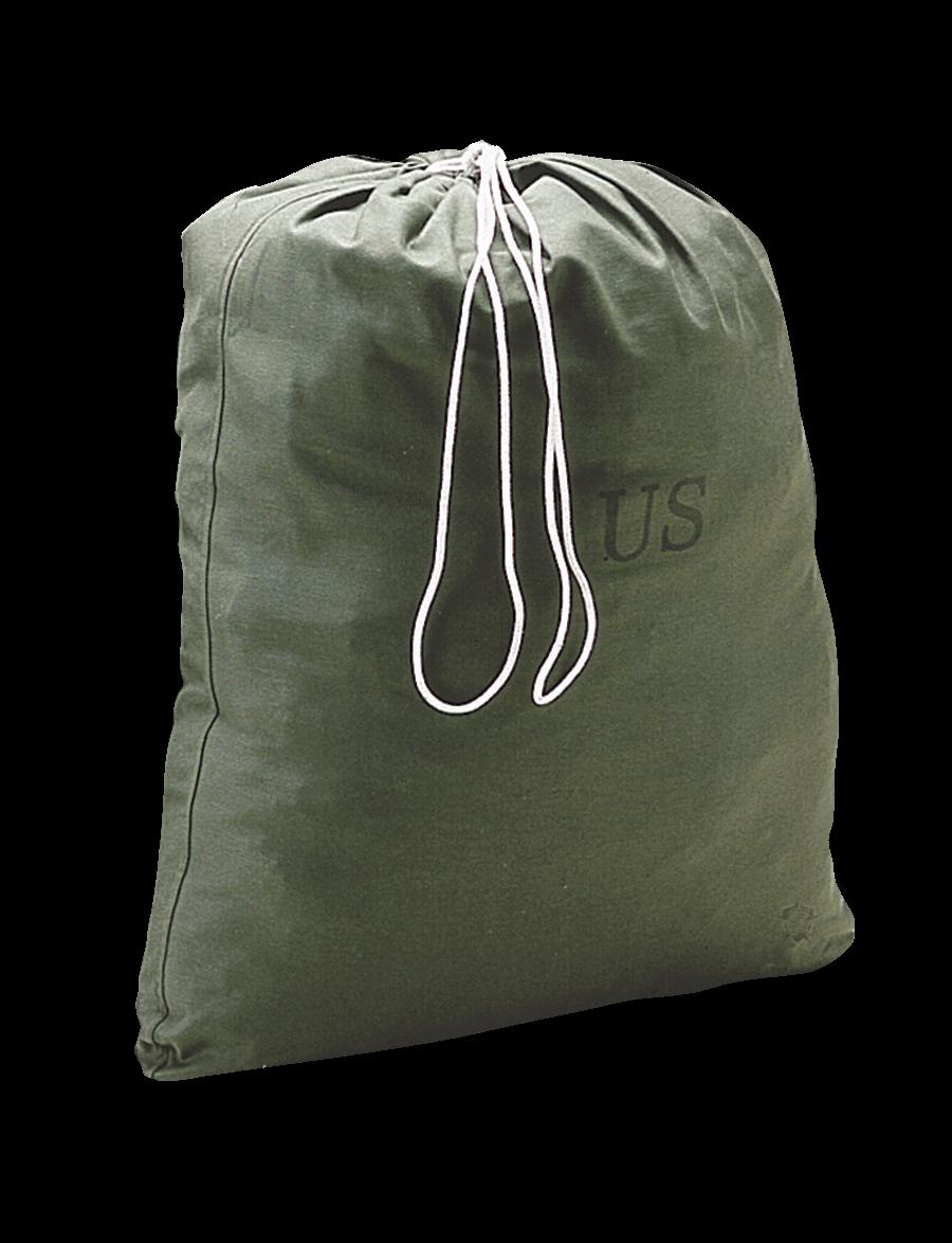 GI COTTON LAUNDRY BAG