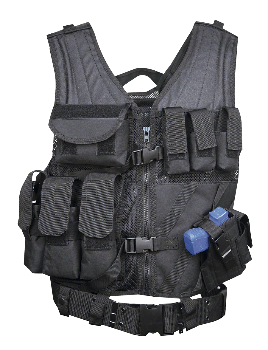 CDV-5S CROSS DRAW VEST