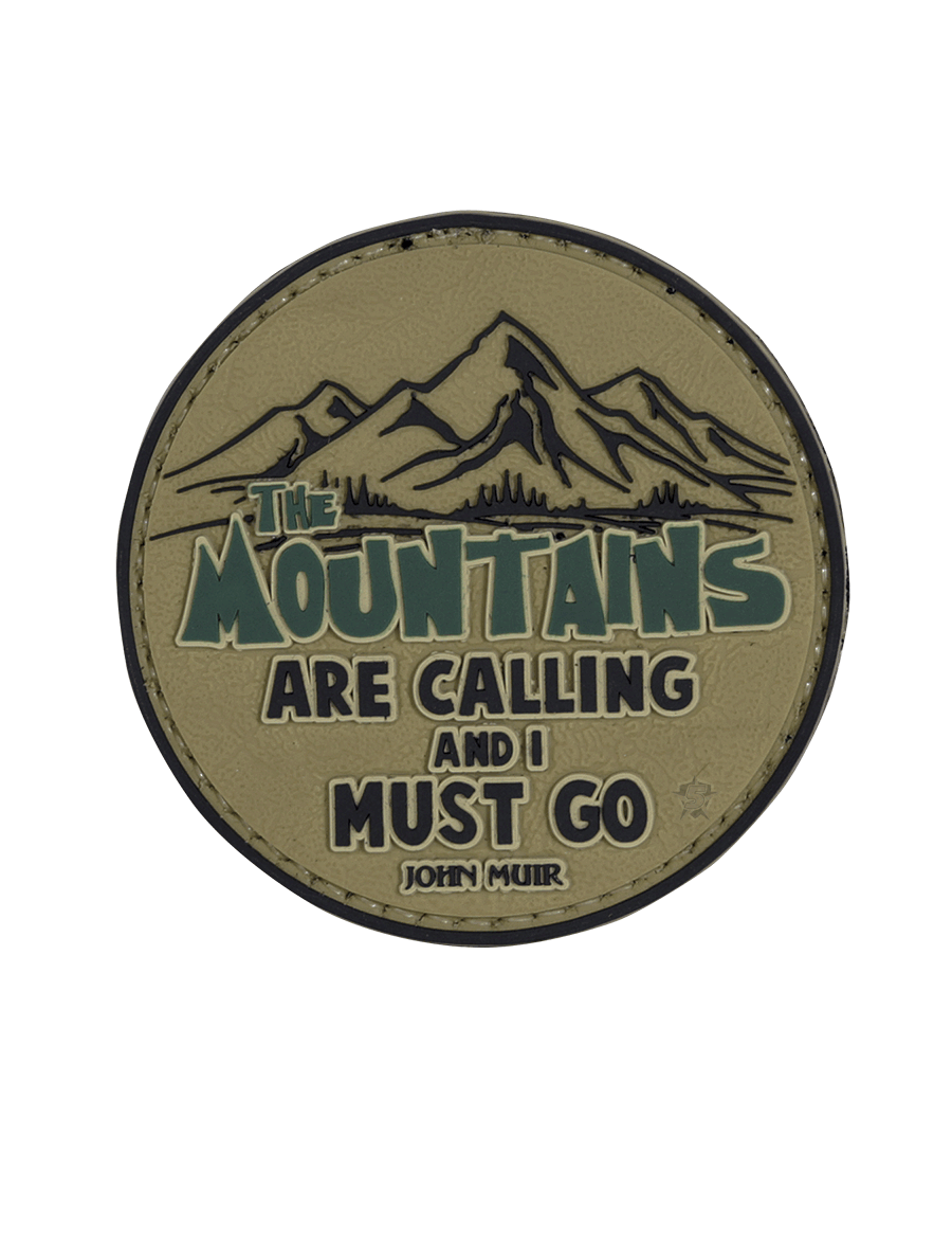 THE MOUNTAINS ARE CALLING MORALE PATCH
