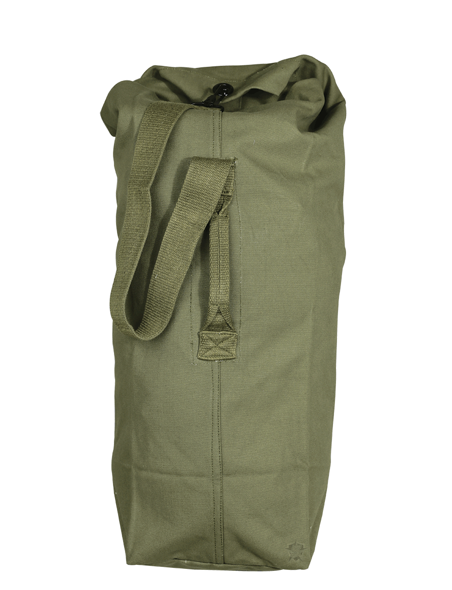 SMALL TOP LOADING DUFFLE BAG